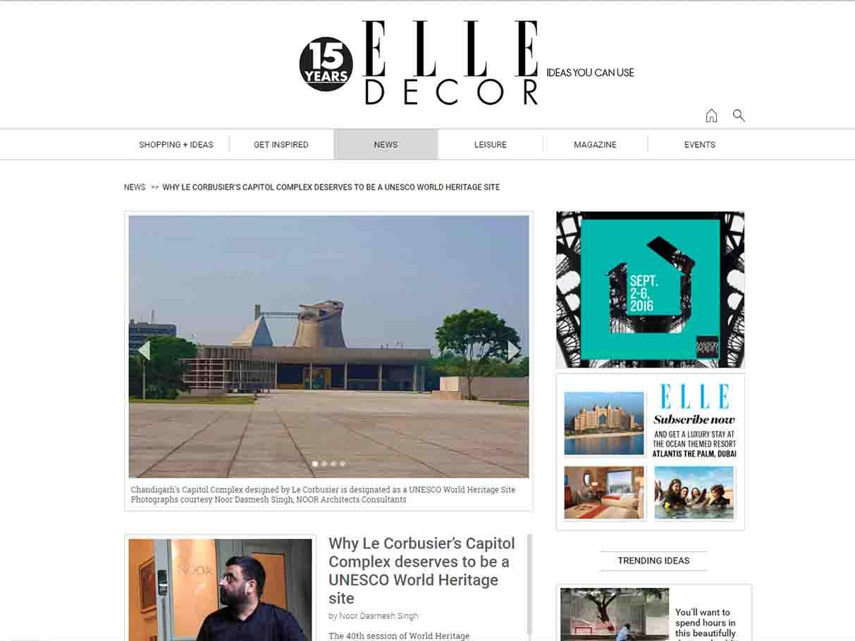 Top Architects & Decor Magazine